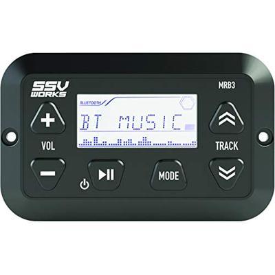 SSV Works MRB3 Wireless Bluetooth Audio Controller w/ LCD Display