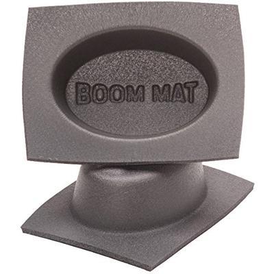 "Design Engineering 050381 Boom Mat Speaker Baffles, 6"" x 9"" Oval Slim (Pack of 2)"