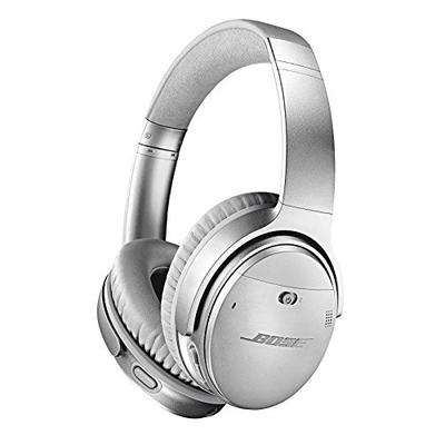 Bose QuietComfort 35 Wireless Headphones II, Noise-Cancelling, with Alexa voice control, enabled wit