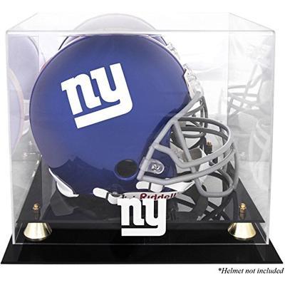 Mounted Memories New York Giants Helmet Display Case