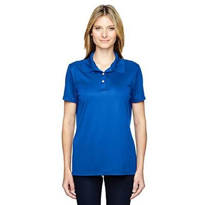 Hanes Women's Cool Dri Sportshirt, XXX-Large, Deep Royal