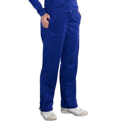 Sport-Tek Sport-Tek, Ladies Tricot Track Pant, True Royal, XS